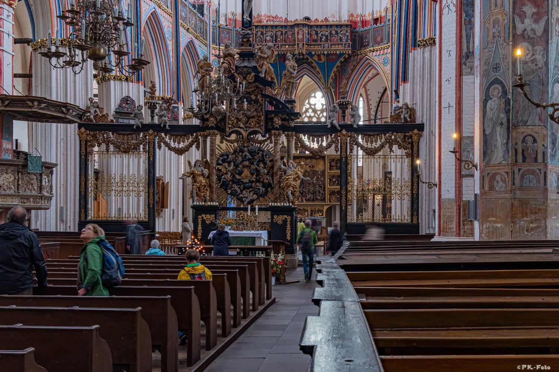 St.Nikolai-Kirche von Stralsund