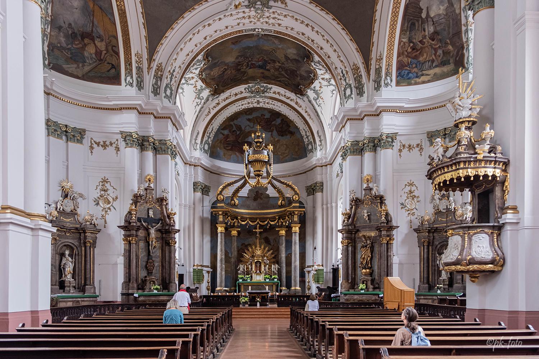 St. Ignaz in Mainz von 1763-1775