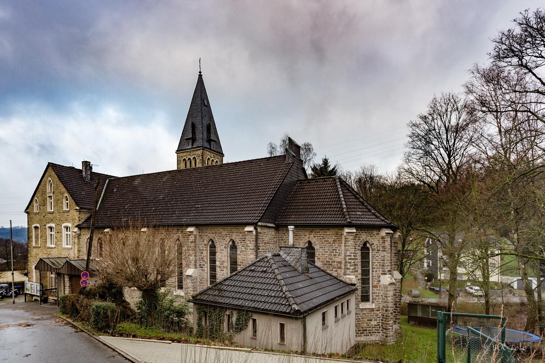 St. Engelbert, H-Niederbonsfeld - 1900 geweiht