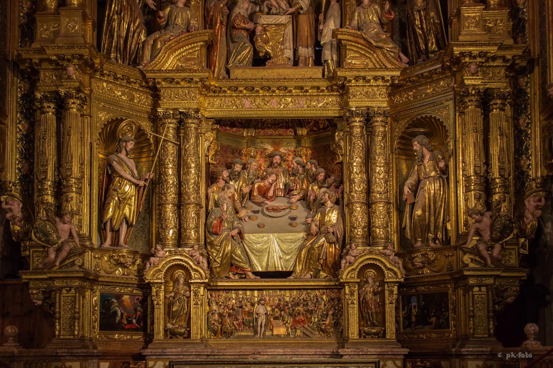 Kathedrale der Hl. Maria von Palma de Mallorca von 1230