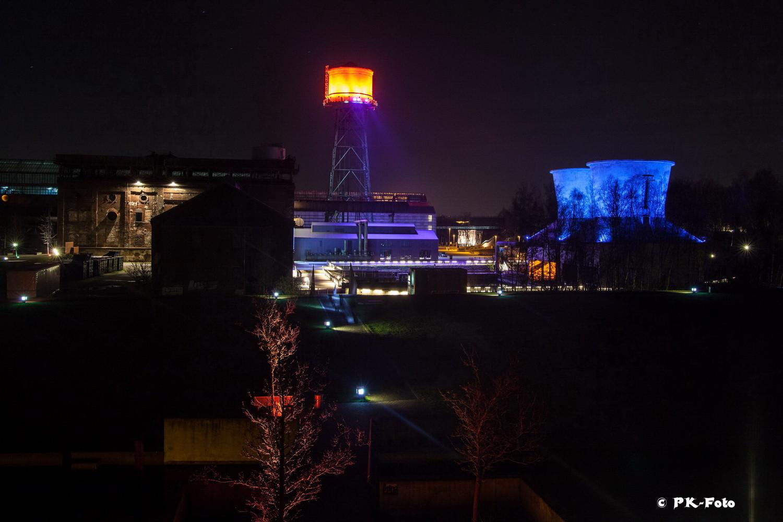 Jahrhunderthallte in Bochum