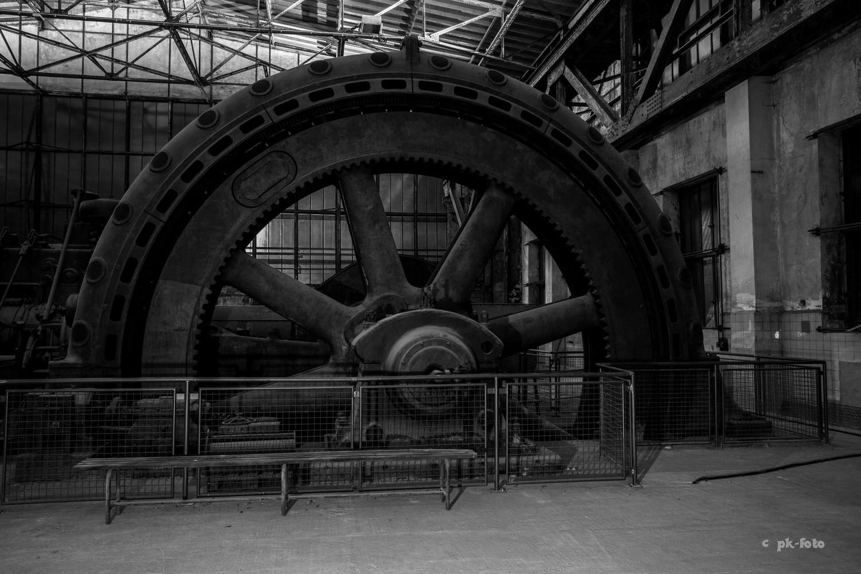 Maschinenhalle Henrichshütte Hattingen