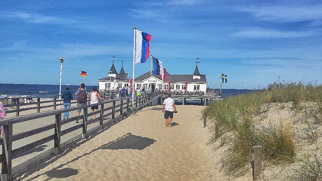 Ausflug Von Rugen Zur Insel Usedom Und Polen Rugentouren