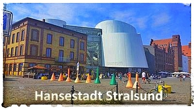 Von Glowe auf Rügen zur Hansestadt Stralsund inkl. Altstadtführung