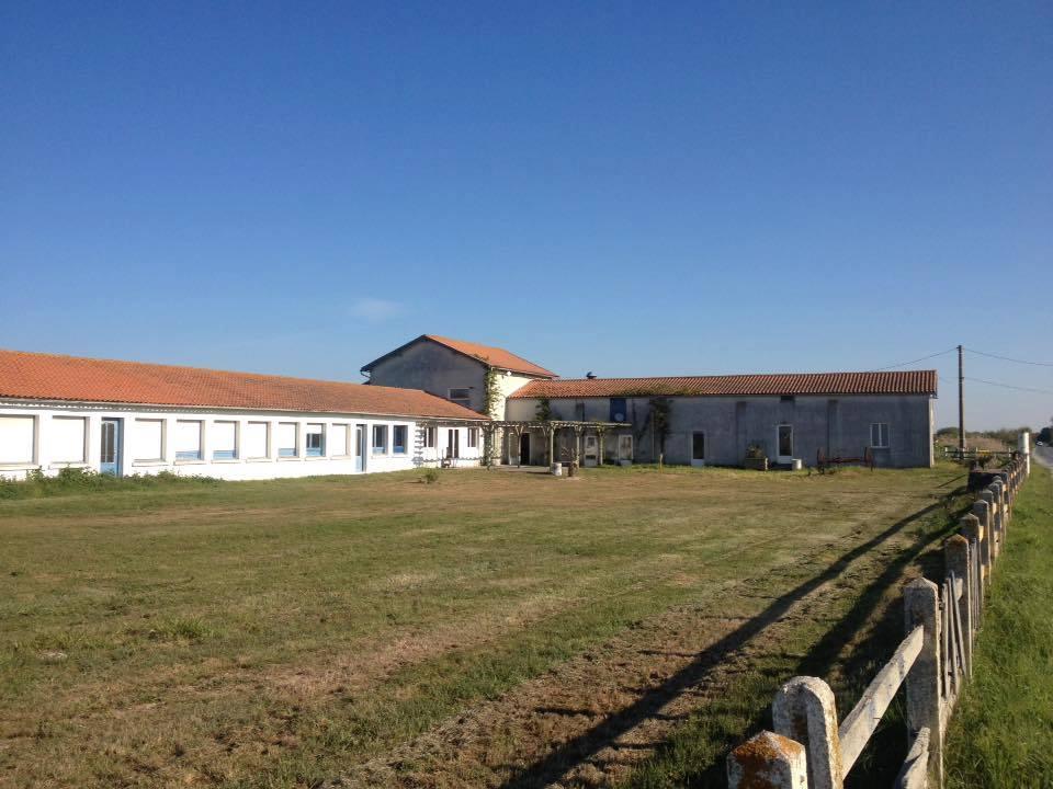 Salle de réception de 100m2.