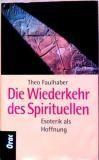 """Titelblatt """"Wiederkehr des Spirituellen"""""""