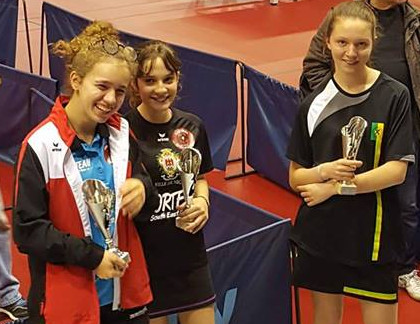 Le podium (Photo Facebook - Nice Cavigal)