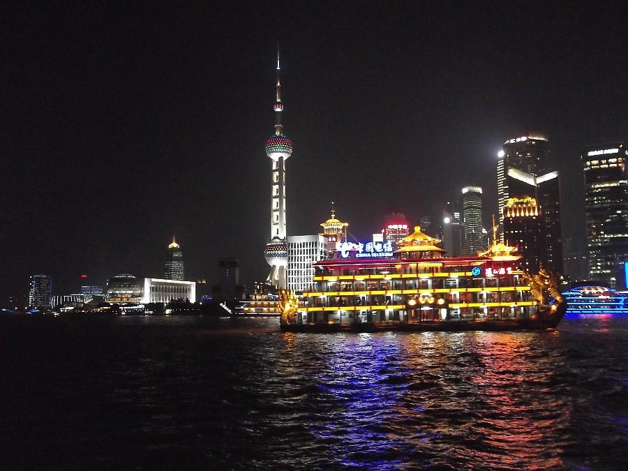 上海 外灘  散歩