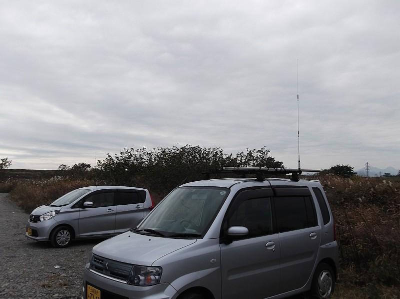 埼玉県本庄市 JP1JKH 7K3GNL HFアンテナは撤収しました