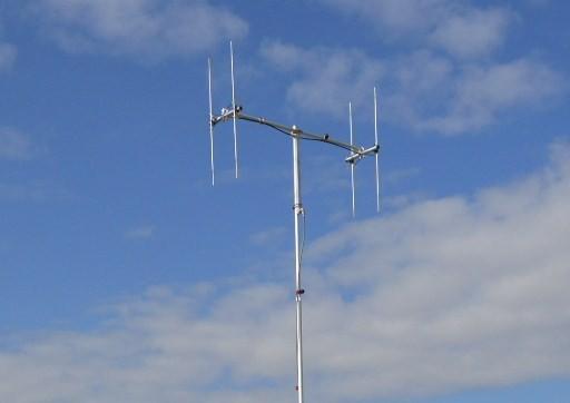 144Mhz HB9CV 7L4CNQ製作