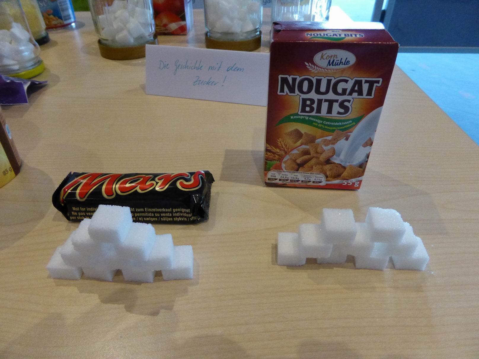 Zuckerbeispiele