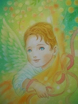芽生えの天使