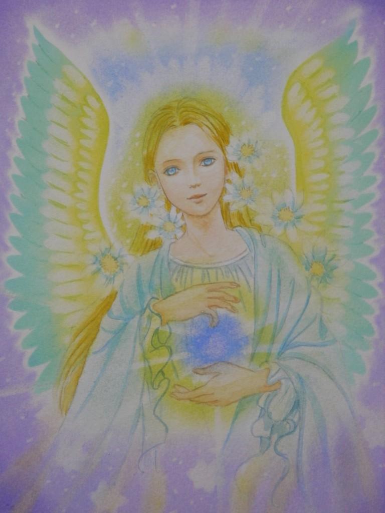 大天使ハニエル