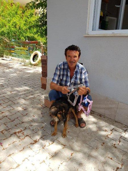 Wilfried von den Tierfreunden Antalya