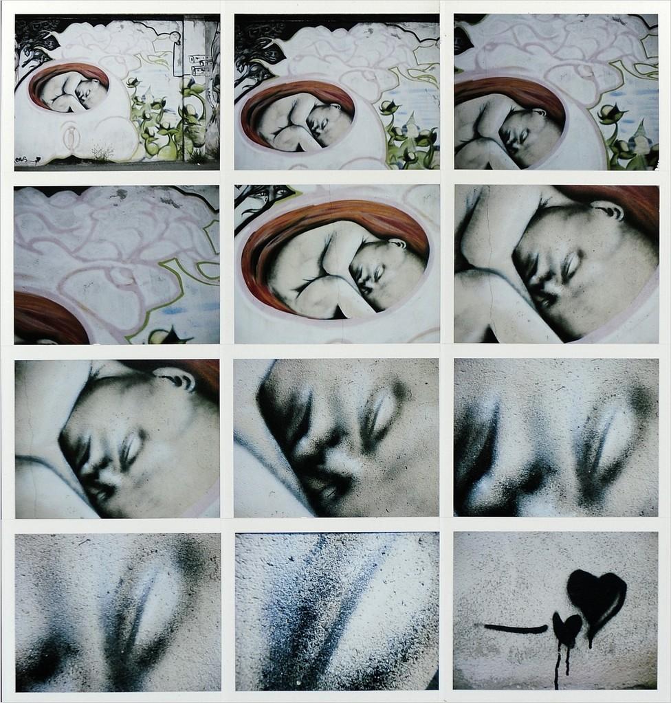 """""""MURALES 001"""" dall'album """"LO SGUARDO DEGLI ALTRI"""""""