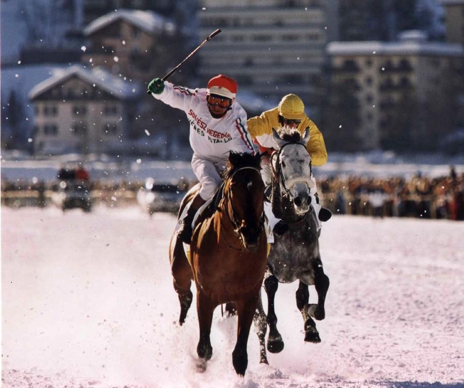 This Key Fits (USA) St.Moritz-i győzelme