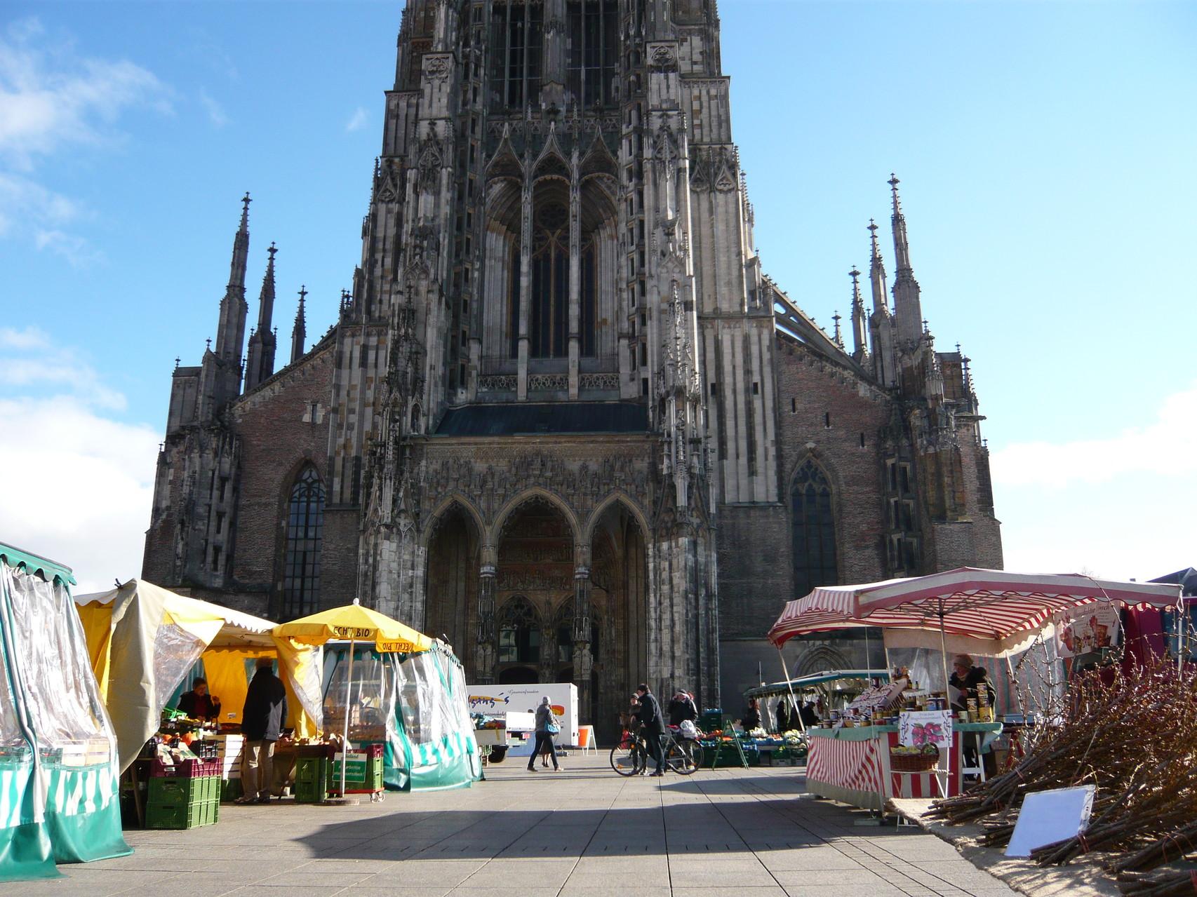 Unterm Ulmer Münster