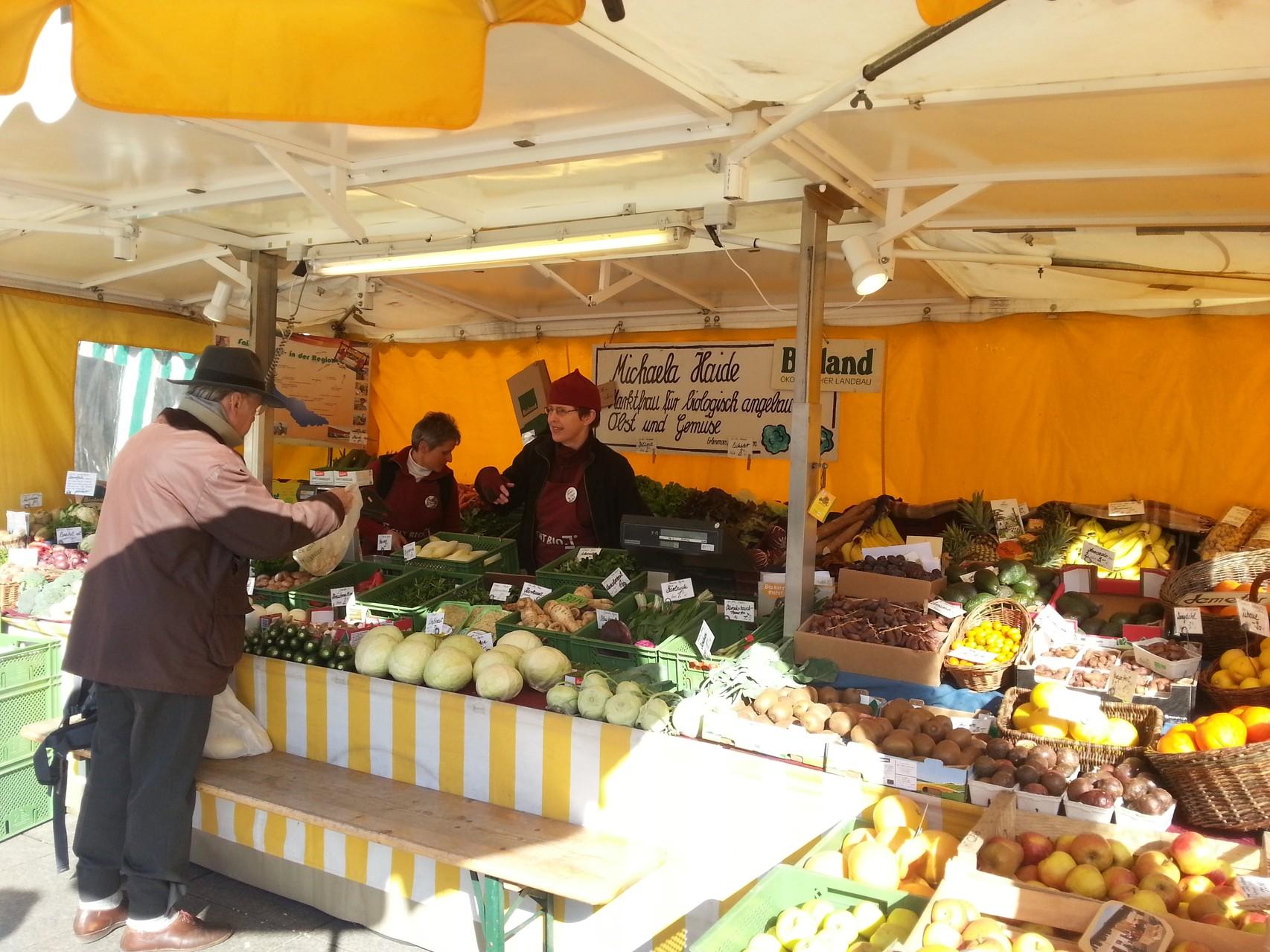 Die Marktfrauen