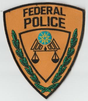 Policía Federal de Etiopía / Ethiopian Federal Police