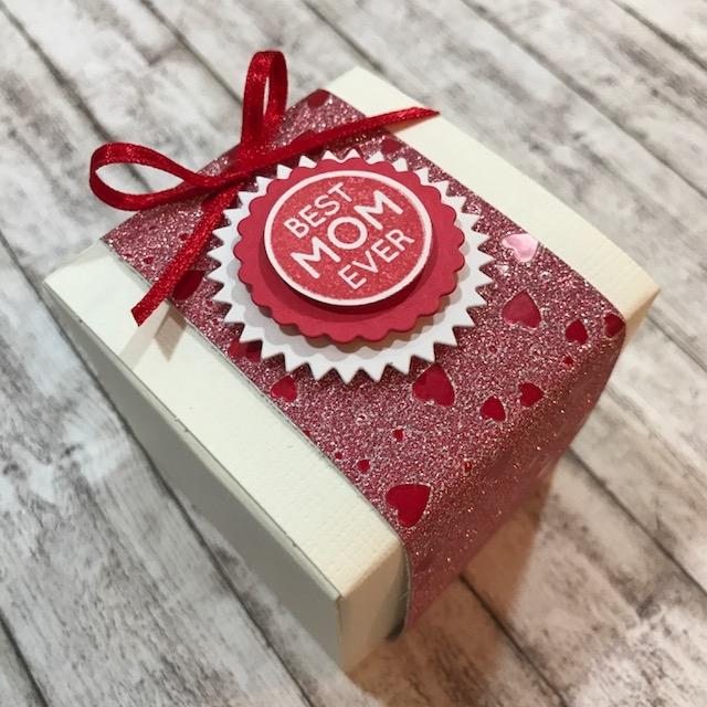 Geschenkbox Muttertag