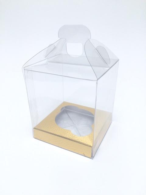 Cupcake Schachtel PVC