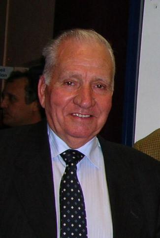 Henri REY, Président du 30 novembre 1995 au 18 janvier 2003