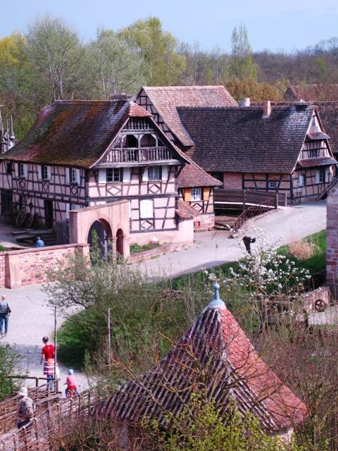 L'écomusée d'Ungersheim