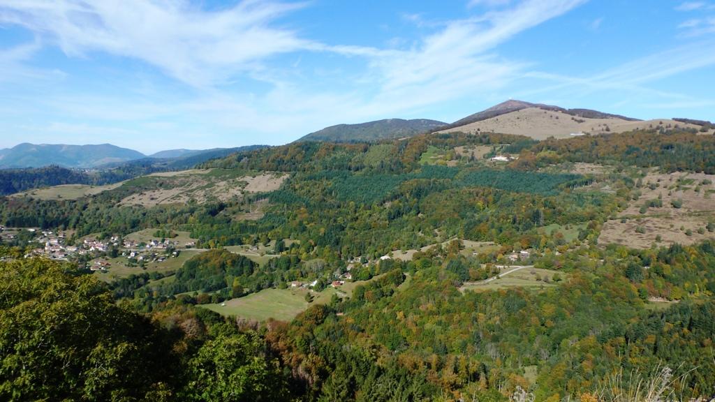 La vallée de la Thur