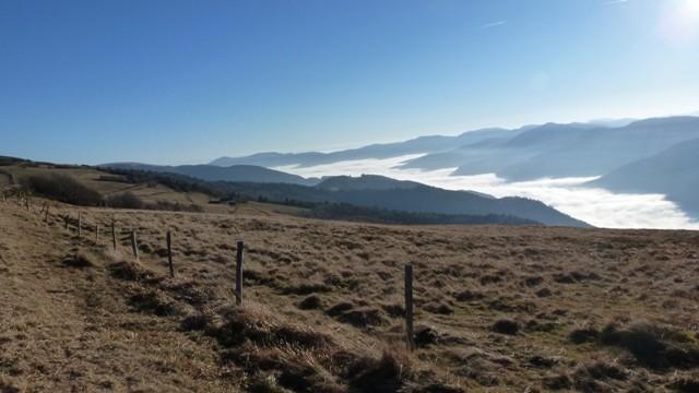 Les Hautes-Vosges novembre 2012