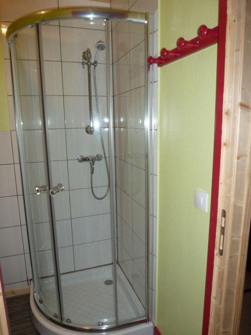 L'Indigo: la salle de bain