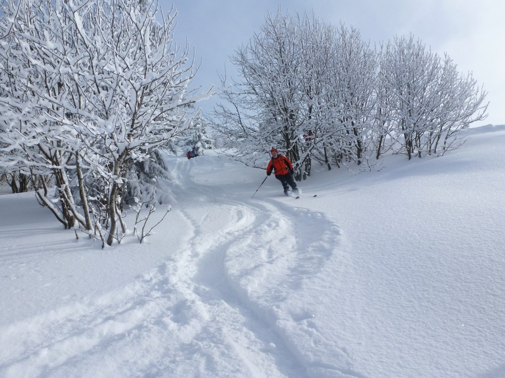 Ski de randonnée au Grand-Ballon