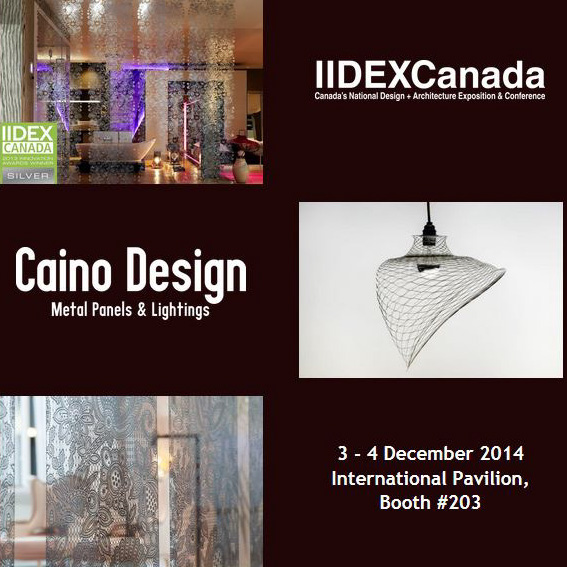 Caino-design-IIDEX-2014