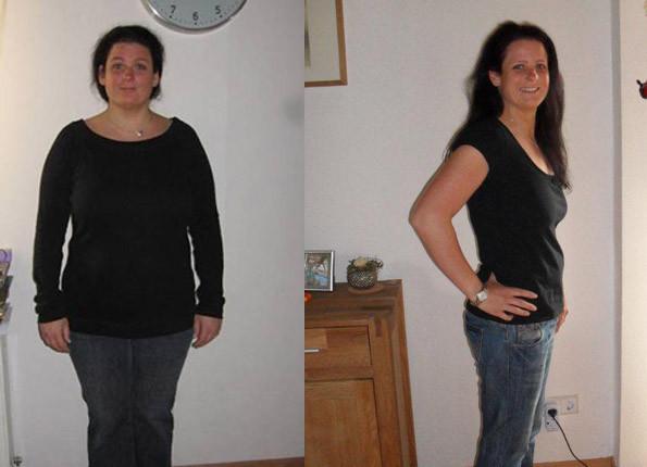 Verlieren auch Sie 8 kg in 4 Wochen