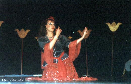 Persischer Tanz (Quajar) - 1999 (Foto: André Elbing)