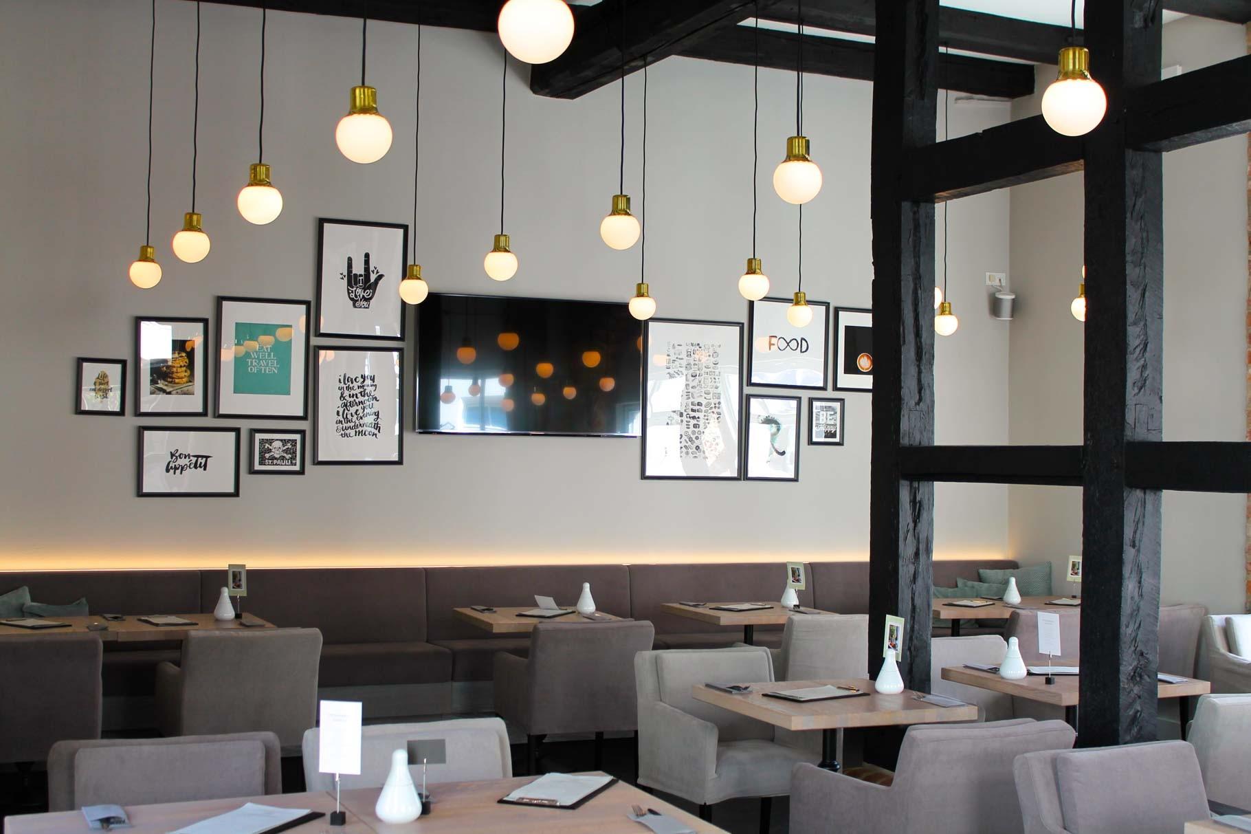 restaurant caf catering l neburg r hms deli. Black Bedroom Furniture Sets. Home Design Ideas