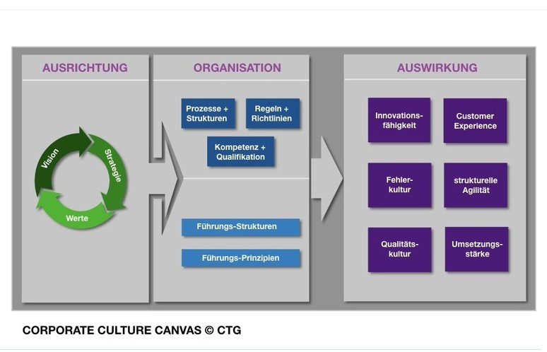 Corporate Culture Canvas