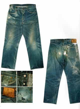 Levi's 501 vintage