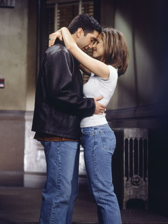 Ross & Rachel - Friends