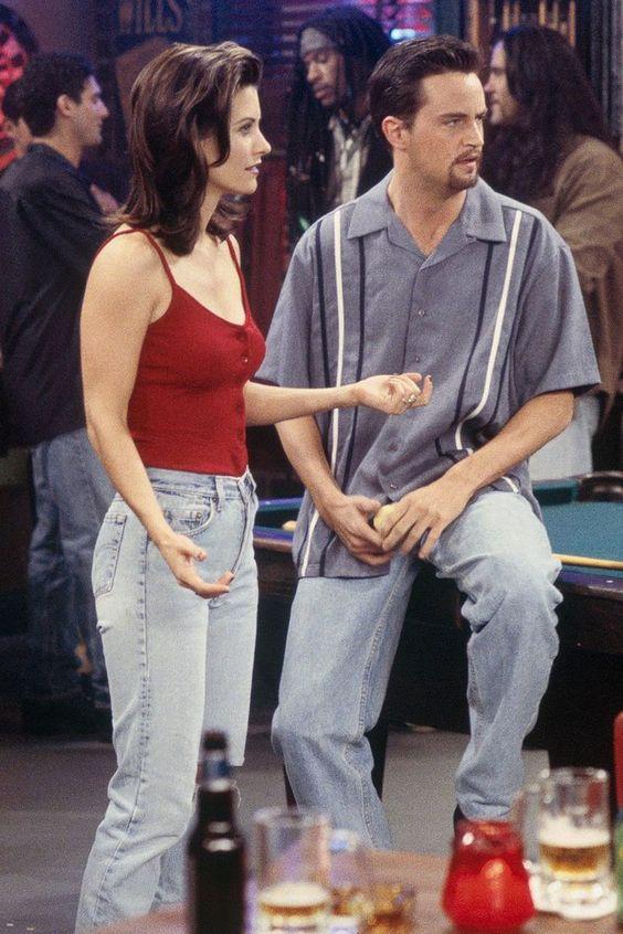 Monica & Chandler - Firends