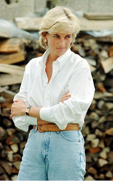 Lady Diana en 1997