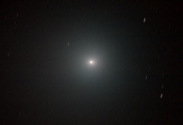 マックホルツ彗星(C/2004 Q2)