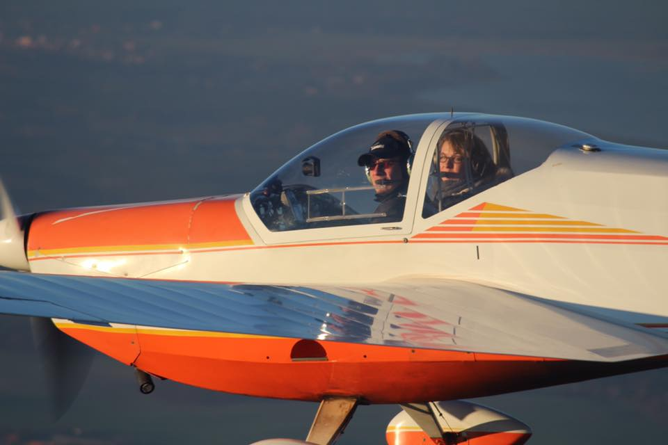 D-KTIS Air-to-Air Foto
