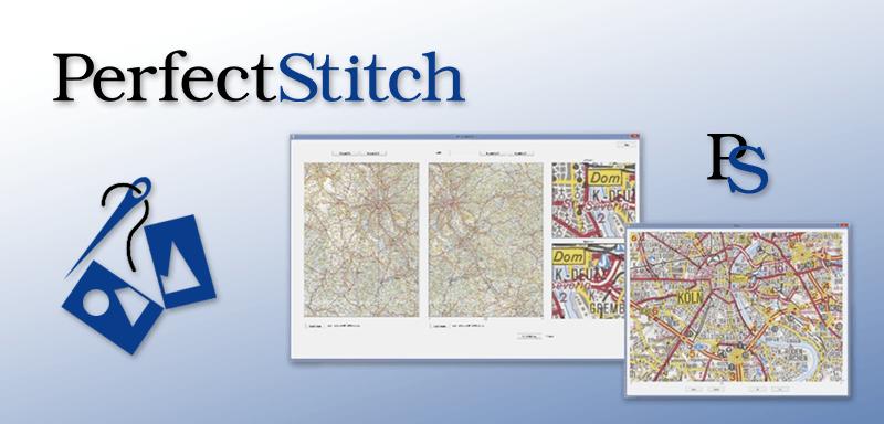 PerfectStich - Verdoppeln Sie Ihre Scanfläche Ihres Bookeye oder WideTek Scanners durch das Zusammenfügen von 2 Bildern zu Einem.