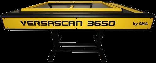 Flachbettscanner A0 Versascan 3650