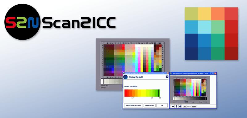 Scan2ICC - Erstellen Sie ein individuelles ICC Profil für Ihren Bookeye oder WideTek Scanner.