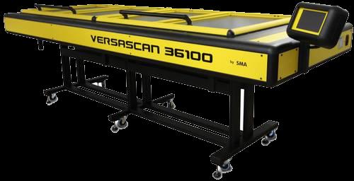 Grossformat Flachbettscanner doppel A0 - Versascan 36100