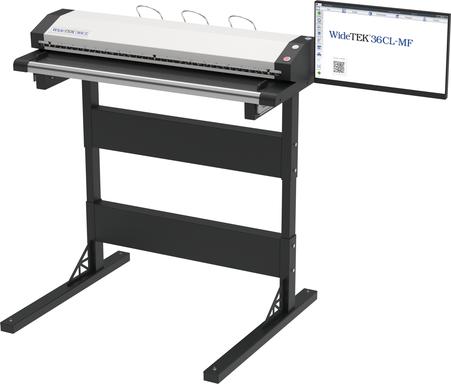 WideTEK 36CL M4 MFP Lösung für Epson Grossformat Drucker