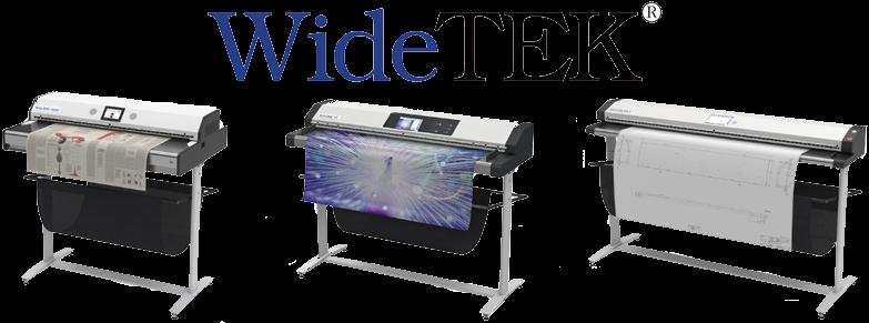 Grossformatscanner WideTEK 36-60 Zoll