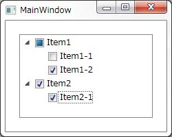 C#のWPFでチェックボックス付きTreeViewを作る - Ararami Studio