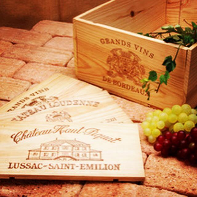 ワイン木箱 側板